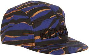 Kenzo Tiger Print Baseball Cap