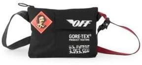 Off-White Goretex Graphic Crossbody Bag
