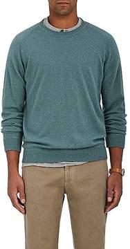 Massimo Alba Men's Stockinette-Stitched Cashmere Sweater