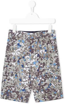 Stella McCartney Owen print shorts