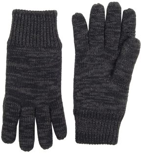 Levi's Men's Marled Knit Texting Gloves