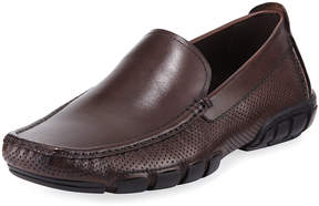 Kenneth Cole Men's Perforated Slip-On Drivers