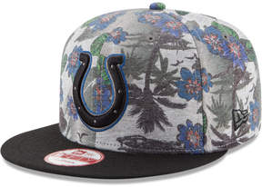 New Era Indianapolis Colts Cool Breeze Trop 9FIFTY Snapback Cap