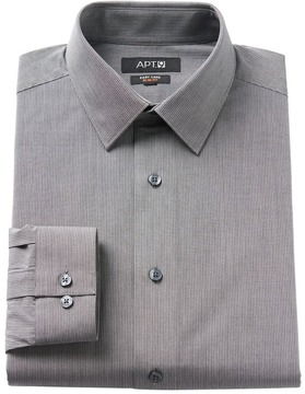 Apt. 9 Men's Slim-Fit Easy-Care Dress Shirts