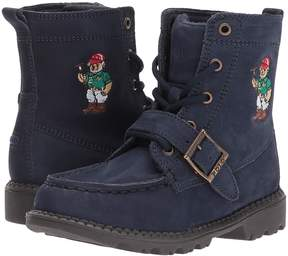 Polo Ralph Lauren Ranger Hi II Boys Shoes
