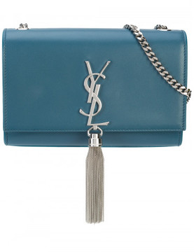 Saint Laurent Kate chain tassel shoulder bag - ONE COLOR - STYLE