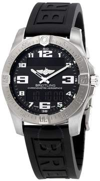 Breitling Aerospace Evo Black Dial Men's Watch E7936310/BC27BKPD3