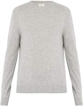 American Vintage Crew-neck cashmere sweater