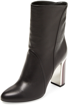 Christian Dior Women's Leather Ankle Boot