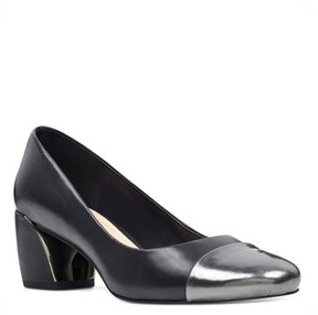 Nine West Women's Jineya Cap Toe Pump