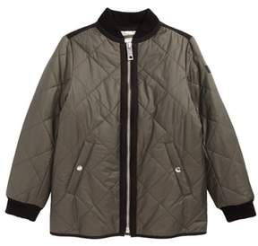 Burberry Ila Quilted Jacket