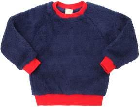 Mini Rodini Sweater W/ Contrasting Edges