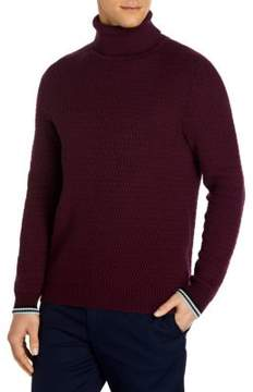 Lacoste Turtleneck Knitted Sweater