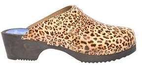Cape Clogs Women's Leopard.
