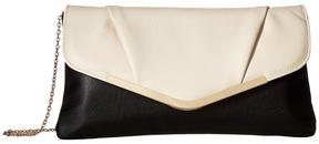 Jessica McClintock - Arielle Envelope Clutch Clutch Handbags