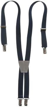 Armani Junior Elastic Suspenders With Logo Detail