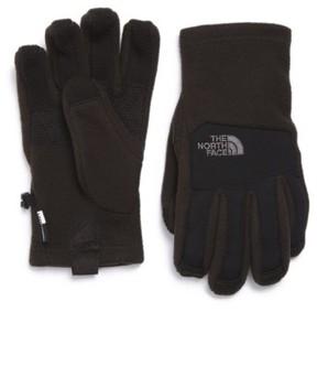 The North Face Boy's Denali E-Tip Fleece Tech Gloves