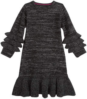 Andy & Evan Girls' Ruffle Dress