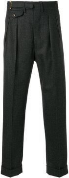 Lardini relaxed trousers