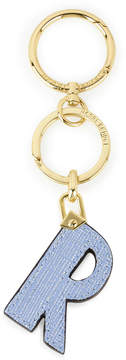 Henri Bendel Alphabet Leather R Bag Charm
