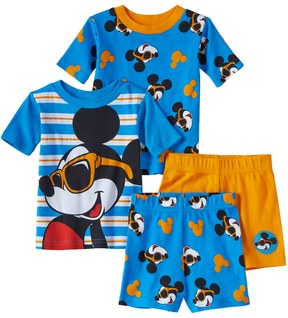 Disney Disney's Mickey Mouse Sunglasses Pajama Set - Toddler Boy
