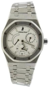 Audemars Piguet Royal Oak 25730ST Stainless Steel White Dial Automatic 36mm Mens Watch