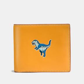 Coach 3-in-1 Wallet With Rexy