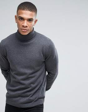 ONLY & SONS Knitted Roll Neck