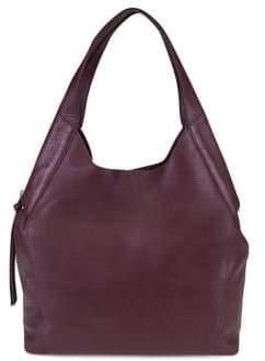 Kooba Oakland Convertible Leather Tote Bag