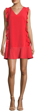 CeCe Women's Haper Ruffle Dress
