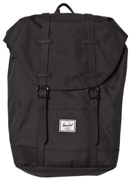Herschel Retreat Youth Black/Black Rubber