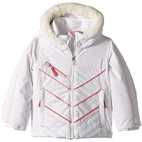 Obermeyer Sierra Jacket with Fur Girl's Coat