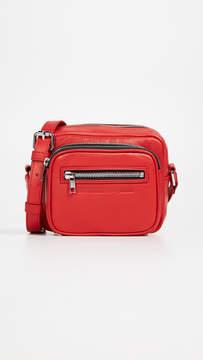 McQ Alexander McQueen Cross Body Camera Bag