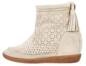 Etoile Isabel Marant Isabel Marant Basley Wedge Sneakers