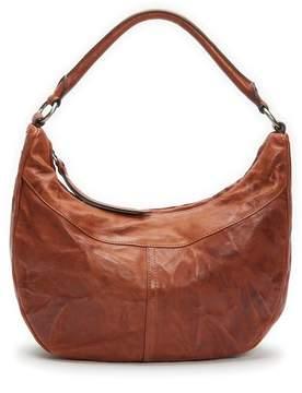 Frye Veronica Leather Zip Hobo Bag