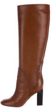 Diane von Furstenberg leather Knee-High Boots