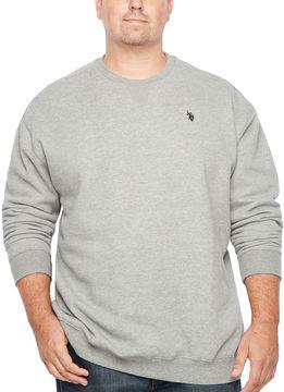 U.S. Polo Assn. Long Sleeve Sweatshirt Big and Tall