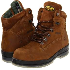 Wolverine 6 DuraShocks Insulated WP Boot Men's Work Boots