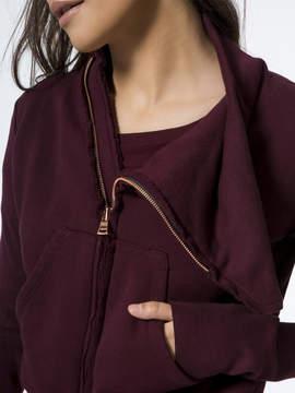 Frank And Eileen Side Zip Fleece Jacket