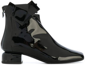 Pierre Hardy zipped ankle boots