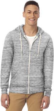 Alternative Apparel Rocky Space-Dye Eco-Fleece Zip Hoodie