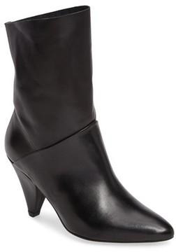 Topshop Women's Mickey Cone Heel Bootie