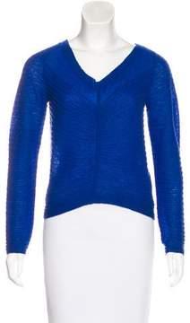 Dries Van Noten Wool-Blend Knit Sweater