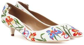 Tory Burch Elizabeth 40 embroidered pumps