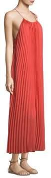 Escada Sport Pleated Maxi Dress