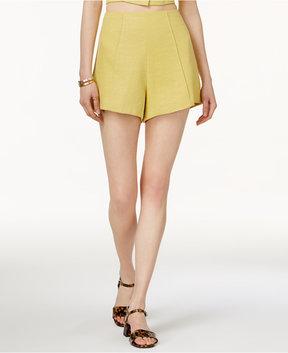 Astr Rubi High-Waist Shorts
