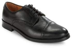 Polo Ralph Lauren Morgfield Leather Oxfords