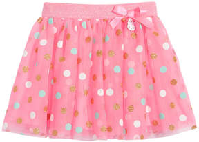 Hello Kitty Dot-Print Tutu Skirt, Little Girls (4-6X)