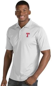 Antigua Men's Texas Rangers Inspire Polo