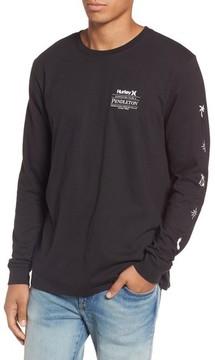 Hurley Men's X Pendleton Long Sleeve T-Shirt